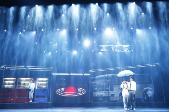 무라카미 하루키 작, 니나가와 유키오 연출 연극 '해변의 카프카' ⓒLG아트센터