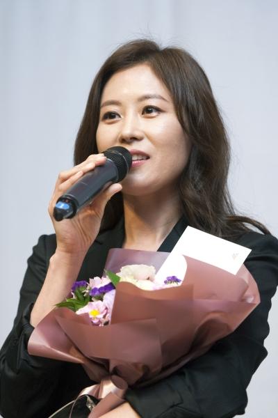 문소리 영화배우·감독 ⓒ이정실 여성신문 사진기자