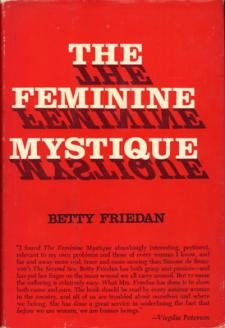 『여성의 신비』 베티프리단