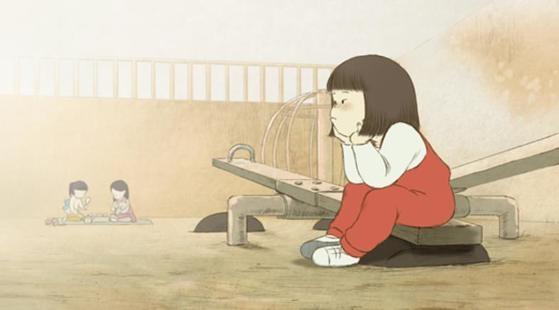 차유경 감독의 단편 애니메이션 '시소' ⓒ한국독립애니메이션협회