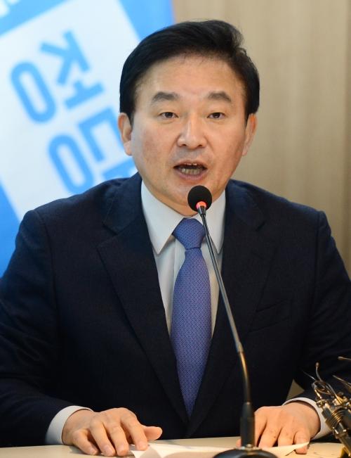 바른정당 소속 원희룡 제주지사 ⓒ뉴시스·여성신문