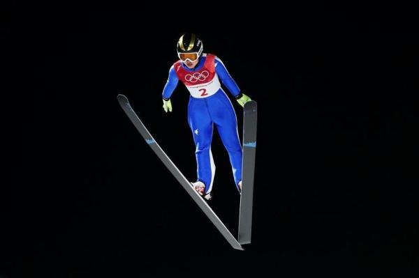 박규림은 지난 12일 강원 평창 알펜시아 스키점프센터에서 열린 2018 평창 동계올림픽 스키점프 여자 노멀힐 개인전에 출전해 14.2점을 받았다. ⓒ2018 평창 동계올림픽 공식홈페이지