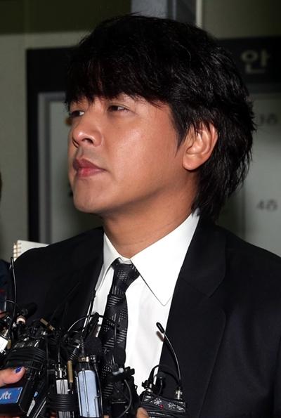 배우 류시원이 법원으로부터 이혼 판결을 받았다. ⓒ뉴시스·여성신문