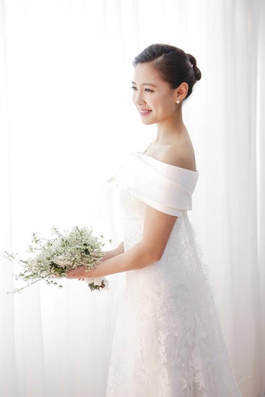남상미 결혼식 ⓒ제이알엔터테인먼트 제공