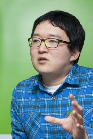 김수민 녹색당 홍보기획단장 ⓒ이정실 여성신문 사진기자