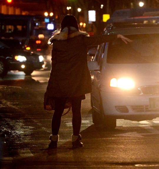서울시가 개인택시사업자에게 자정부터 새벽 2시까지 의무운행시간을 지정할 방침이다. ⓒ뉴시스·여성신문