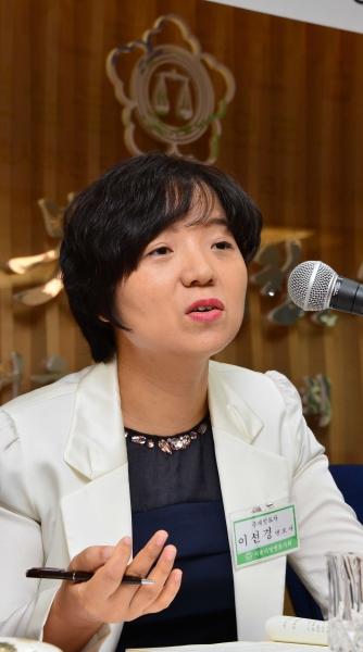 이선경 변호사 (법률사무소 유림 대표변호사) ⓒ뉴시스·여성신문
