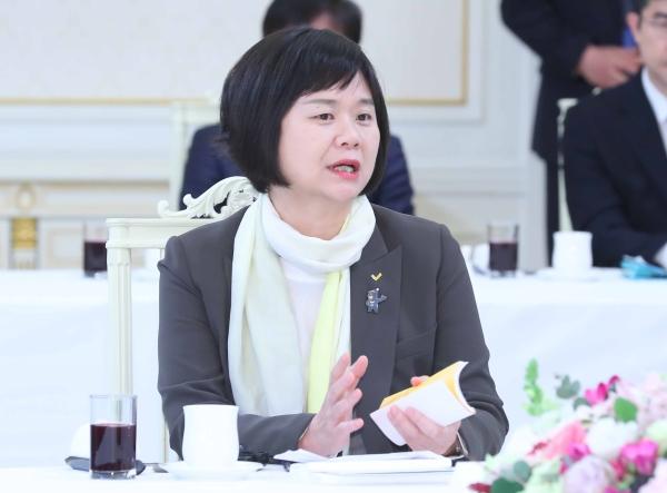 이정미 정의당 대표 ⓒ뉴시스·여성신문