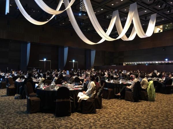 20일 더빈컨벤션에서 '제15회 한국여성경제포럼'이 열렸다. ⓒ한국여성경제인협회