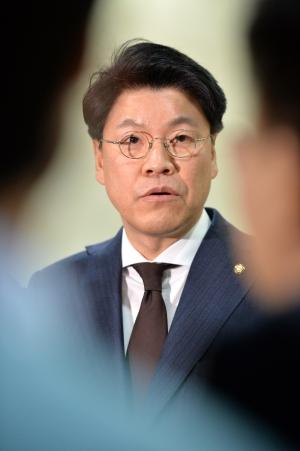 장제원 자유한국당 의원 ⓒ뉴시스·여성신문
