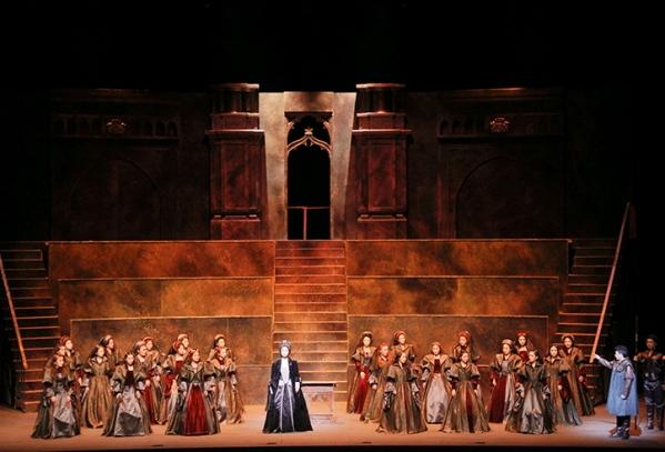 라벨라오페라단의 오페라 '가면무도회' 중 ⓒ라벨라오페라단