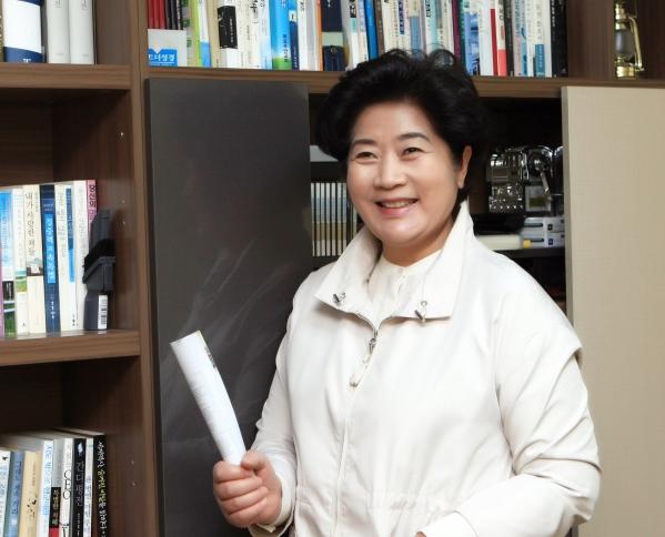 박소영 전남 영암군수 예비후보