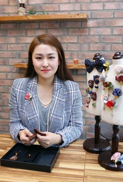 장수미 바이수미 대표 ⓒ이정실 여성신문 사진기자