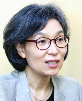 문경란 서울장애인인권영화제 공동조직위원장 ⓒ이정실 여성신문 사진기자