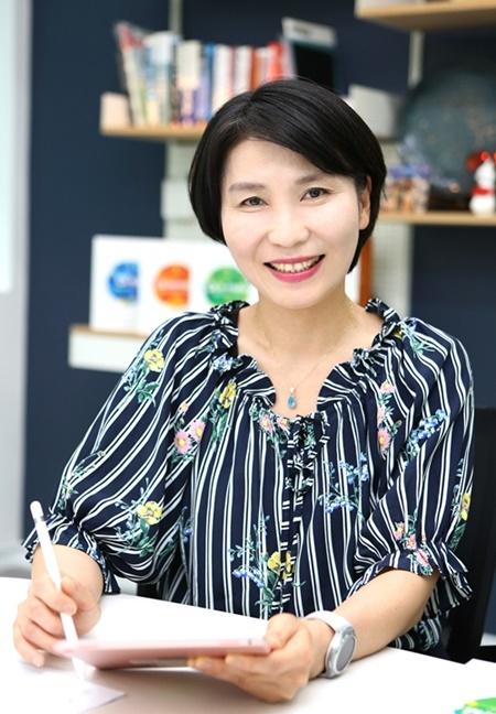 박미경 포시에스 대표 ⓒ이정실 여성신문 사진기자
