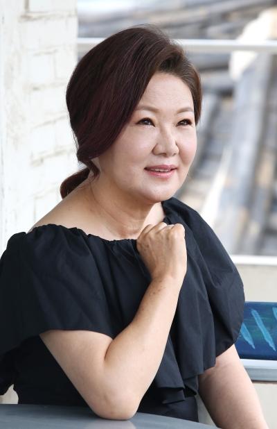 배우 김해숙 ⓒ이정실 여성신문 사진기자