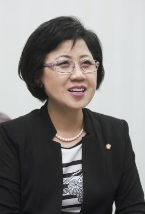 최도자 바른미래당 의원 ⓒ이정실 여성신문 사진기자