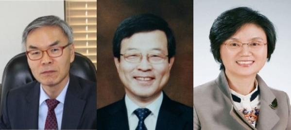 신임 대법관 후보자 김선수, 이동원, 노정희 (왼쪽 부터)
