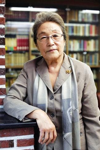 고 박영숙 선생 ⓒ여성신문
