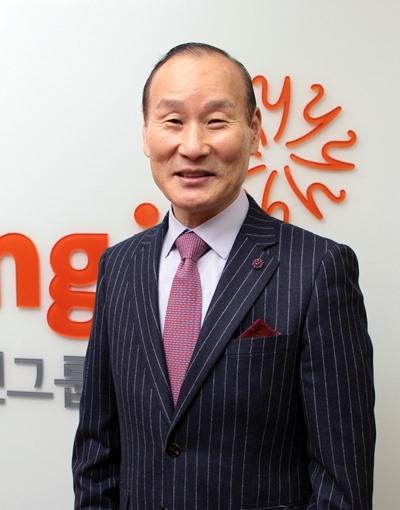 최병오 패션의류남북경협추진위원장 ⓒ패션그룹형지
