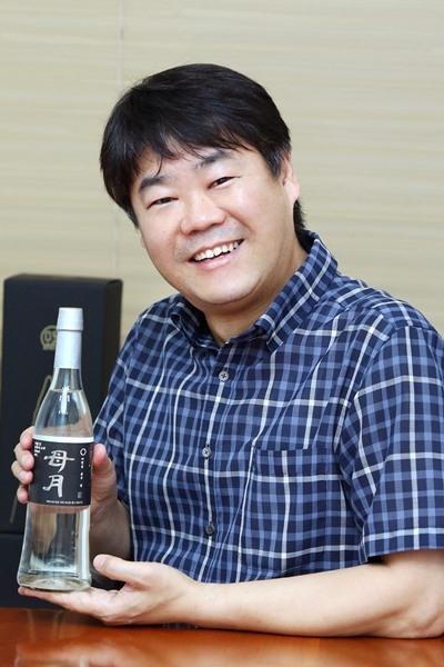 김원호 모월 대표 ⓒ이정실 여성신문 사진기자