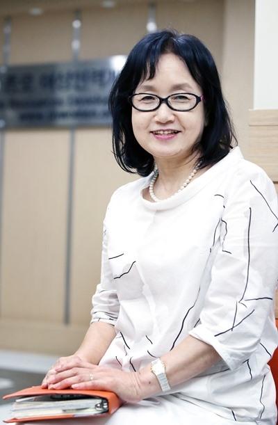 김영남 종로여성인력개발센터 관장 ⓒ이정실 여성신문 사진기자