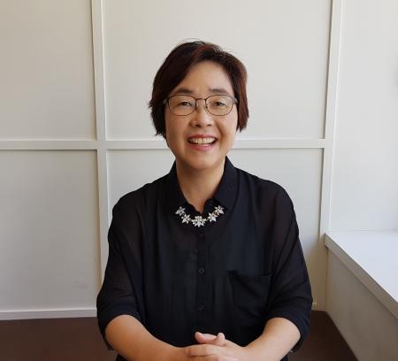 박영미 한국미혼모지원네트워크 고문 ⓒ진주원 여성신문 기자
