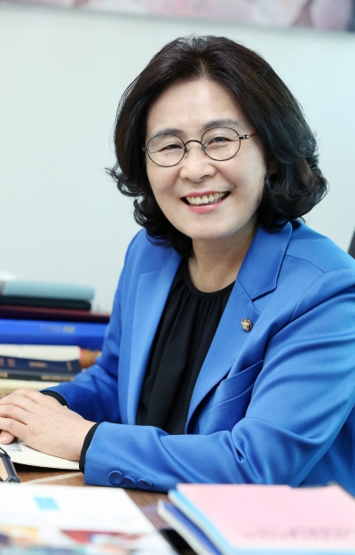 유승희 더불어민주당 의원 ⓒ이정실 여성신문 사진기자