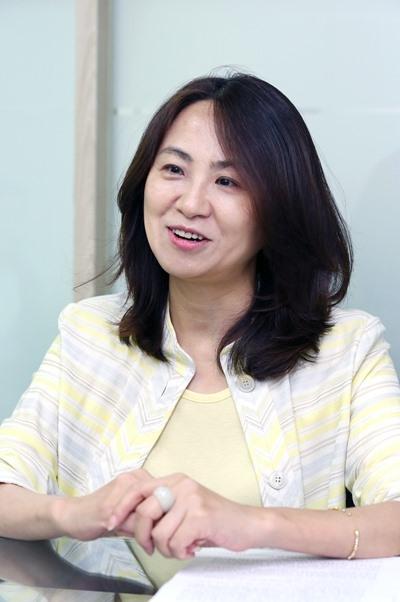 이은혜 관악여성인력개발센터 관장 ⓒ이정실 여성신문 사진기자