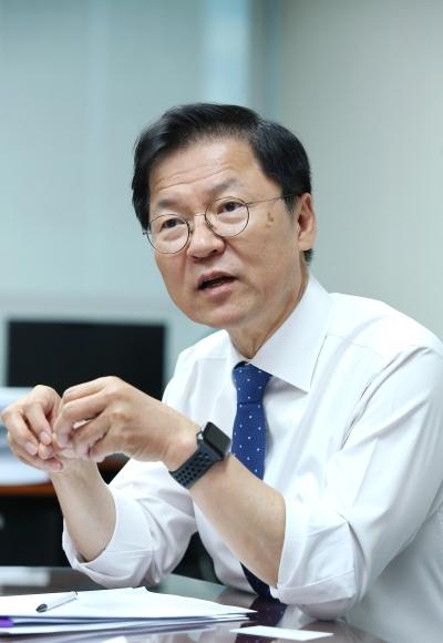 천정배 민주평화당 의원 ⓒ이정실 여성신문 사진기자
