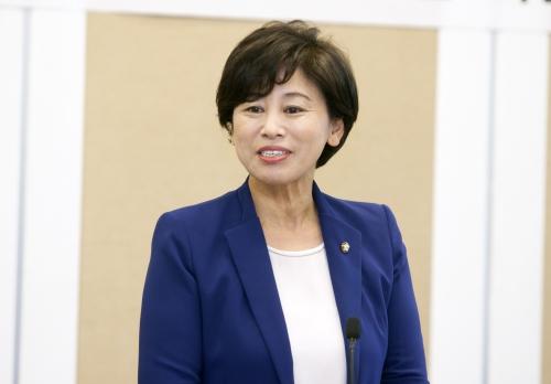 남인순 더불어민주당 의원 ⓒ이정실 사진기자