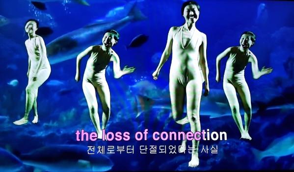 이영주, 스시우먼의 노래, 싱글채널 비디오, 4분 46초, 가변크기, 2016