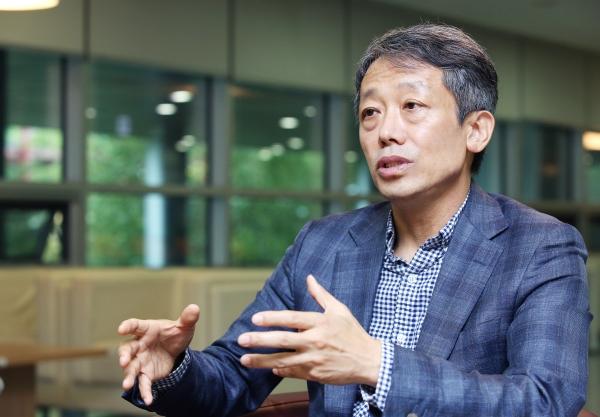 김원수 전 유엔 사무차장 ⓒ이정실 여성신문 사진기자