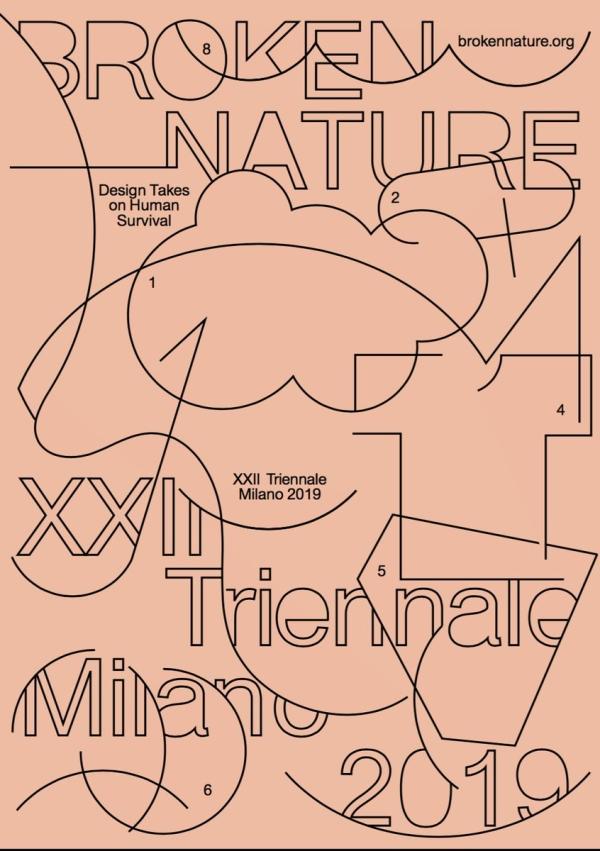 파올라 안토넬리는 2019년 3월 열릴 밀라노 트리엔날레에서 '부서진 자연(Broken Nature)' 프로젝트를 선보일 계획이다. ⓒ밀라노 트리엔날레