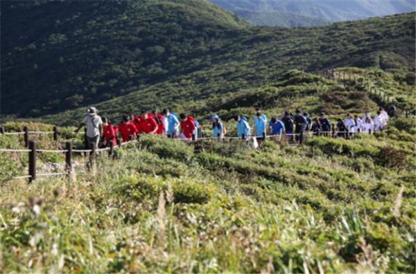 국립공원가을주간 명품 길 걷기 ⓒ국립공원관리공단