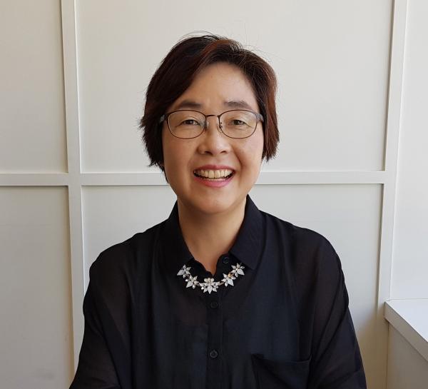 박영미 부산인재평생교육원 원장 ⓒ진주원 여성신문 기자