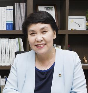 정춘숙 더불어민주당 의원 ⓒ이정실 여성신문 사진기자
