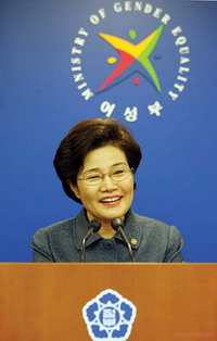 On June 23, the current Minister of Gender Equality, Jang Ha-Jin will become the Minister of Gender Equality & Family.