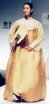 Lee Young Hanbok