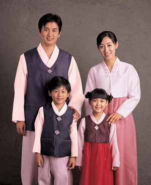 Transformed for Everyday Wear Saenghwal(Casul) Hanbok