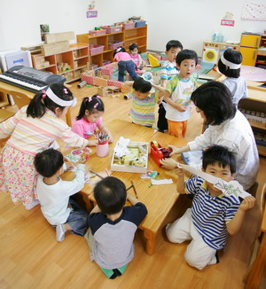 Day-care facilities at work places