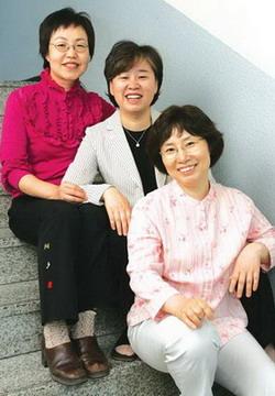 Kwon Mi-hyeok, Yu Gyeong-hee, Choi Myeong-suk