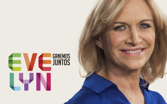 Presidential candidate Evelyn Matthei