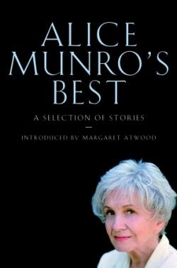 The cover of Alice Munro's Best, a selection of short stories published in 2008