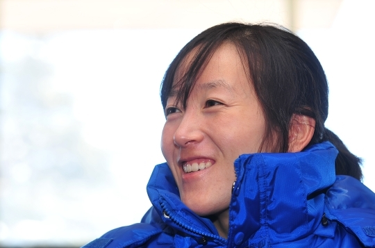 Sochi 2014 will be the 4th Olympics for Lee Chae-won. ⓒ Newsis, Women's News