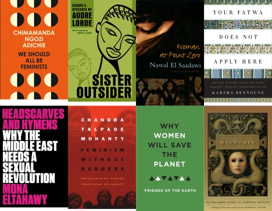 8 recommended books for developing global feminism