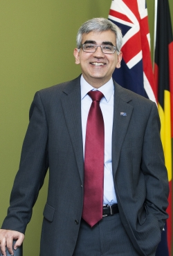 Mr. Ravi Kewalram, Charge d'Affaires of Australia